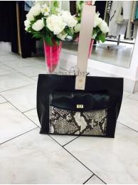 Lucille kožená kabelka