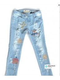 MET GIRL Jeans K-FIT.g