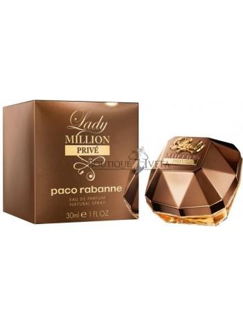 Paco Rabanne Lady Milion PRIVÉ EDP 30 ml