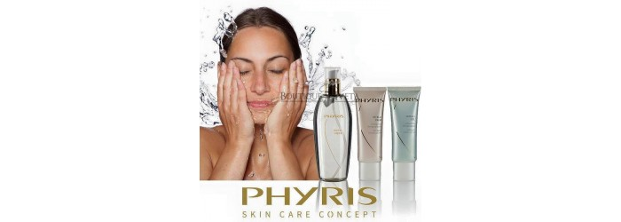Phyris Skin Care Concept