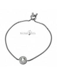 Cacharel Bracelet Hirondelle Chrome - CJB736B