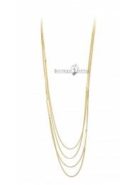 Dyrberg/Kern Lelong Shiny Gold